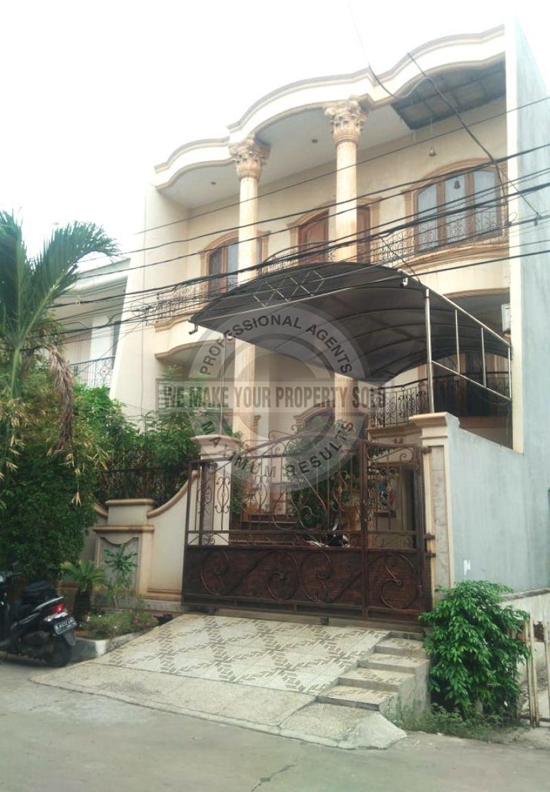 Dijual Rumah Tinggal di Pluit Murni, Jakarta Utara