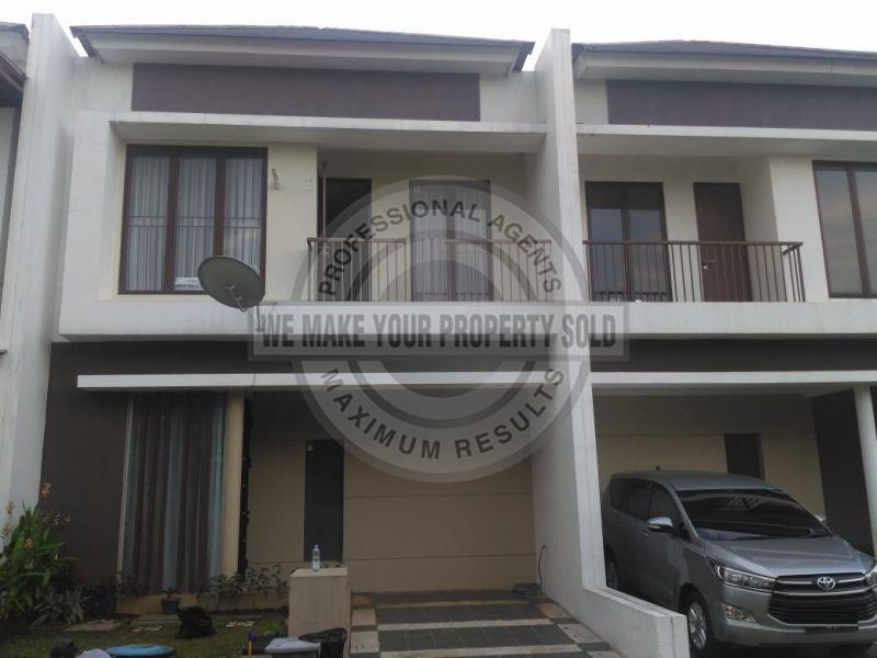 CLuster Fierre Residence, Graha Raya Bintaro